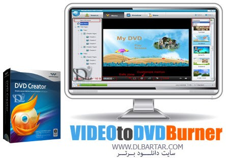 Wondershare-Video-to-DVD-Burner