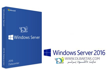دانلود Windows Server 2016 Version 1607 Updated Feb 2018 - ویندوز سرور 2016