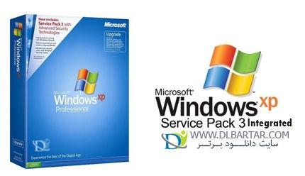 دانلود ویندوز Windows XP Professional SP3 Integrated June 2016 + SATA
